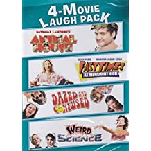 4-Movie Laugh Pack: Animal House / Fast Times At Ridgemont High / Dazed and Confused / Weird Science