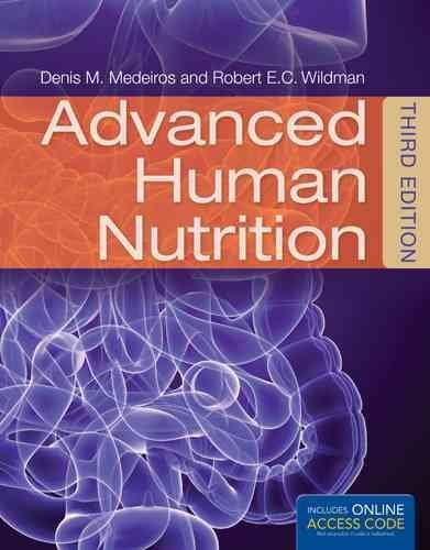 [Advanced Human Nutrition] (By: Denis M. Medeiros) [published: January, 2014]
