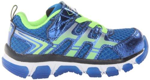 Skechers X-cellorator - Zapatillas de material sintético para niño Azul (Blau (Bllm))