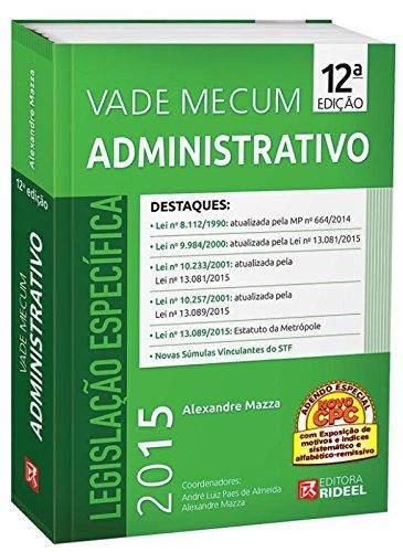 Vade Mecum Administrativo pdf epub