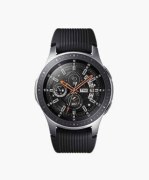 Samsung Galaxy Watch R800 Bluetooth versión 46 mm, Plateado ...