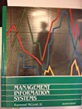 Management Information Systems, Raymond McLeod, 0574214100
