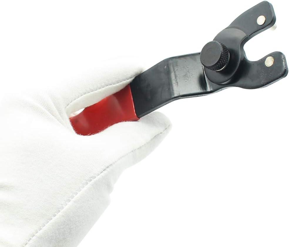 Amoladora de /ángulo universal ajustable Pin llave para amoladora de /ángulo m/áquina
