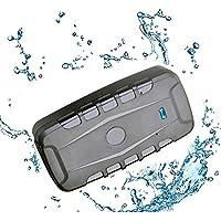 TKSTAR GPS Tracker for Car Magnetic Worldiwide Realtime Hidden GPS Location ,Waterproof Anti Theft 10000mAh 120 Days Long Standby with Free APP & Web Platform