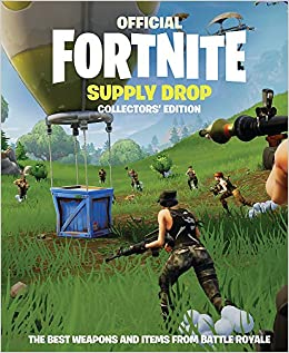 Amazon Fr Fortnite Official Supply Drop The Collectors