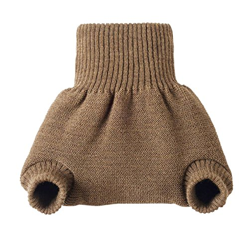 (Disana Organic Merino Wool Cover (98/104 (2-3 Years), Hazelnut)