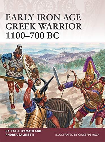 Early Iron Age Greek Warrior 1100–700 -