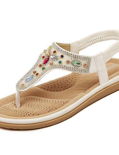 blanc femmes amande talons Chaussures pour blanc à ShangYi compensés 4xnEqY