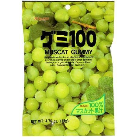Kasugai - Gummy Muscat 3.77 oz (107 g) ()