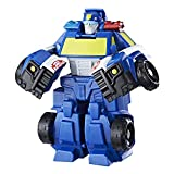 Baby : Playskool Heroes Transformers Rescue Bots Chase the Police-Bot