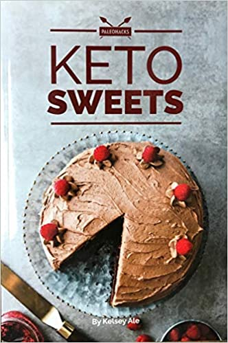 Image result for keto sweets book kelsey ale