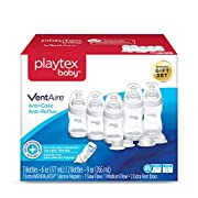Playtex Baby Ventaire Anti Colic Baby Bottle, BPA Free - Gift Set
