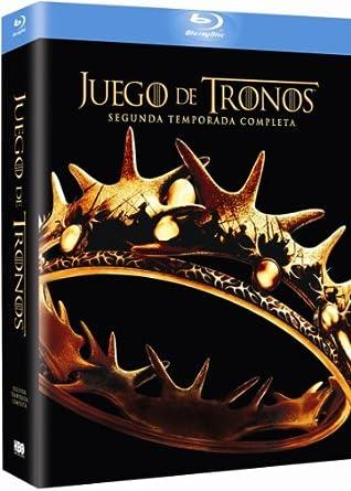 Juego De Tronos - Temporada 2 Edición Digipak Blu-ray: Amazon.es ...