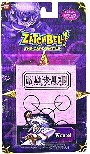(Zatch Bell (The Card Battle) Wonrei (**PINK**) Spell Book)