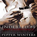 Debt Inheritance: Indebted, Book 1 Audiobook by Pepper Winters Narrated by Kylie C. Stewart, Will M. Watt