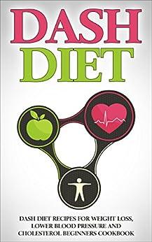 DASH Diet Pressure Cholesterol Beginners ebook product image