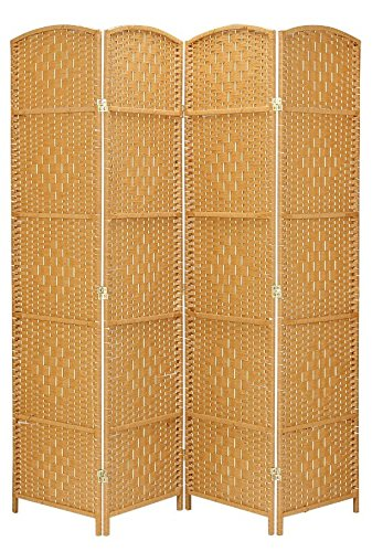 4 panel room dividers - 6