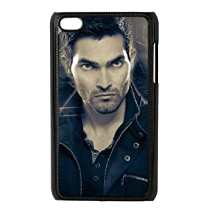 D-PAFD Phone Case Teen Wolf,Customized Case For Ipod Touch 4