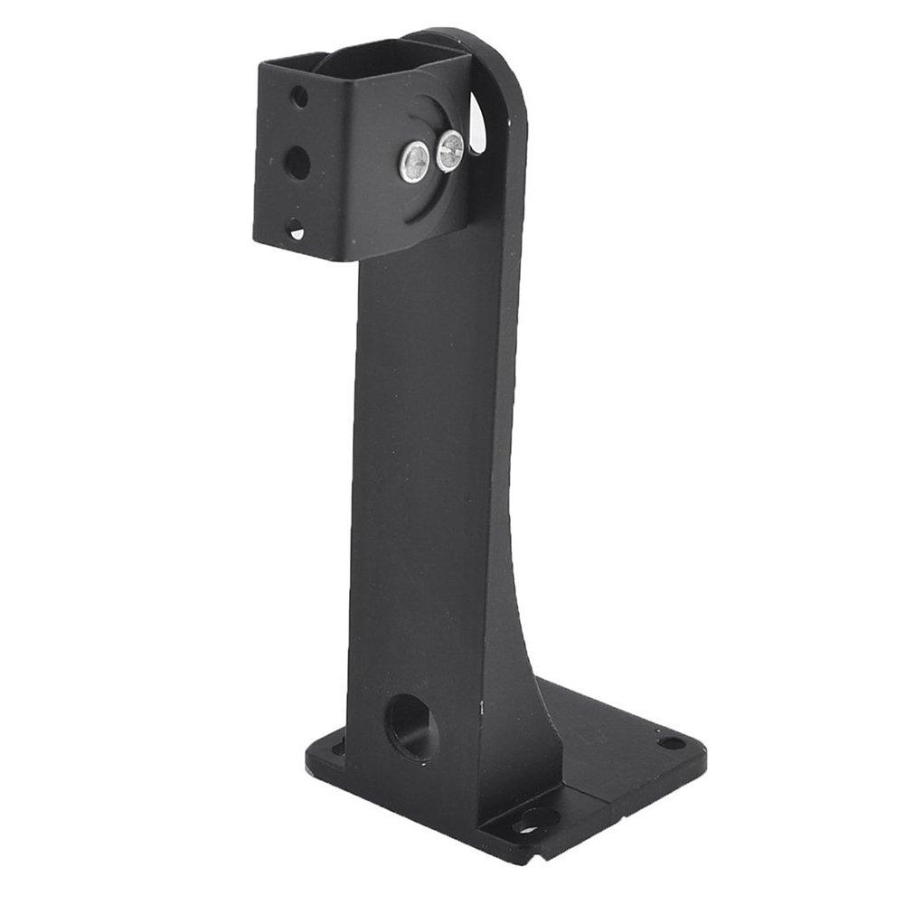 R Black Ceilling Mount Indoor Outdoor Security CCTV Camera Bracket 6.5 inch TOOGOO