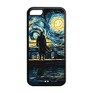 Lmf DIY phone caseREDBUCK? iphone 5/5s Case Cover of Sherlock Staryy NightLmf DIY phone case