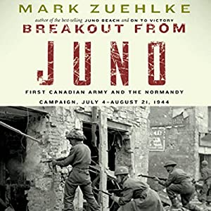 Breakout from Juno Audiobook