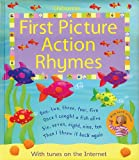 First Picture Action Rhymes, , 0794512623
