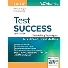 Test Success: Test-Taking Techniques for Beginning Nursing Students (Davis's Q&A Success)