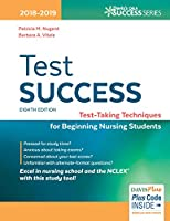 Test Success: Test-Taking Techniques for Beginning Nursing Students (Davis's Q&A Success)