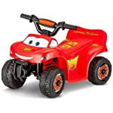 Disney Cars 6v Battery Powered Ride-on Quad by Unknown