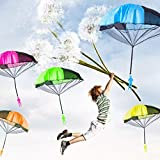 Monyus Parachute Toy 10 PCS Children's Flying Toys