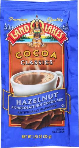 Land O Lakes, Cocoa Mix Classic Hazelnut, 1.25-Ounce (24)