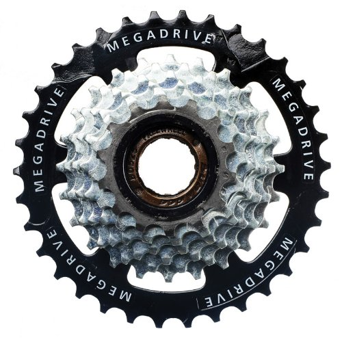 UPC 072774188741, Sunrace 7-Speed Freewheel - 14-34, Silver