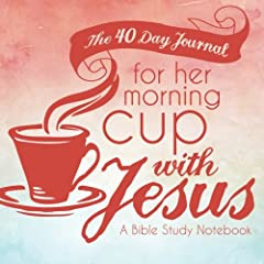 Do you need to fit in some time with the Lord during your busy day? This journal makes that easy for you. Sit, sip, and savor God's holy word every single morning with this women's Bible study notebook. During the time it takes to finish your...