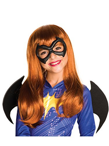 Rubie's Costume Girls DC Super Hero Batgirl Wig -