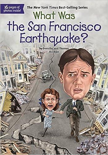 what was the san francisco earthquake dorothy hoobler thomas hoobler who hq ted hammond 9780399541599 amazon com books