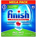 170-Count Finish All-in-1 Dishwasher Detergent Tablets