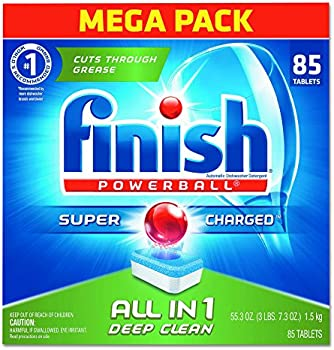 340-Count Finish Powerball Tabs Dishwasher Detergent Tablets