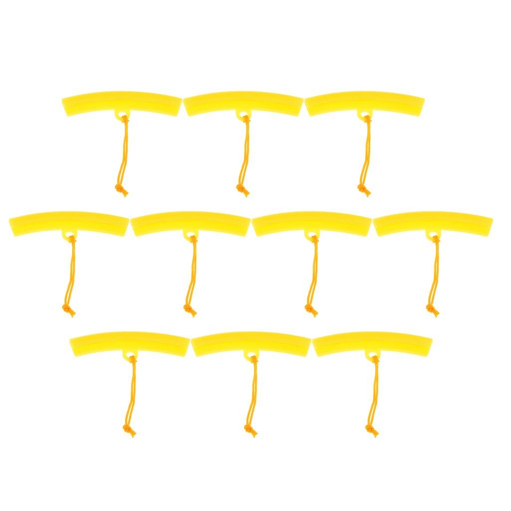 Homyl 10 x Felgenkantenschutz Felgenleiste Felgenschutzleiste Felgenrippe Felgenhornschutz