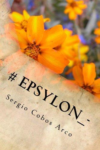 Epsylon  [Arco, mr Sergio Cobos] (Tapa Blanda)