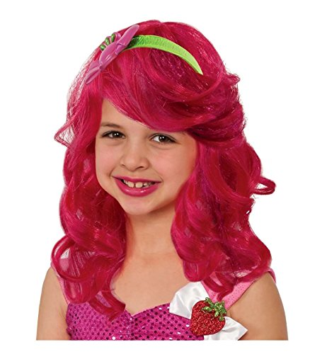 Rubies Strawberry Shortcake Child Size Wig -
