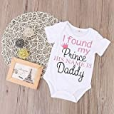 I Found My Prince His Name is Daddy Baby Girl Boy