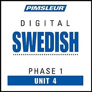 Swedish Phase 1, Unit 04 Audiobook