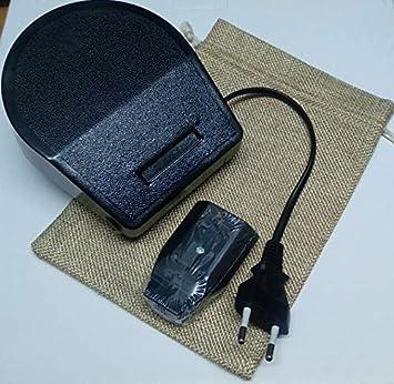 Pedal electrico para maquinas de coser universal Alfa, Singer, Sigma, Elna, Silvercrest, etc.- COMPROBADO: Amazon.es: Hogar