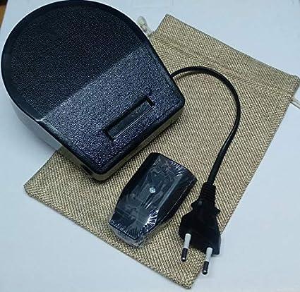 Pedal electrico para maquinas de coser universal Alfa, Singer, Sigma, Elna, Silvercrest