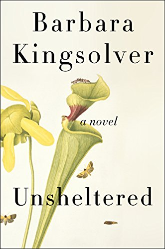 Book cover from Unsheltered: A Novel by Barbara Kingsolver