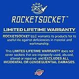 ROCKETSOCKET   Made in USA   Extraction Sockets   6