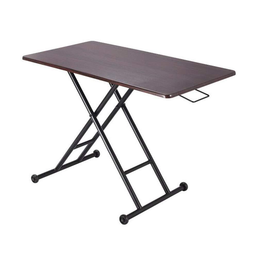 mesa plegable XUERUI Mesas Ordenador portátil Lado Bocadillo Sofá ...