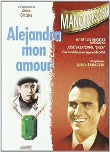 Alejandra Mon Amour [DVD]
