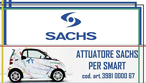 Actuador embrague - Original Smart Sachs 3981000067: Amazon.es: Coche y moto