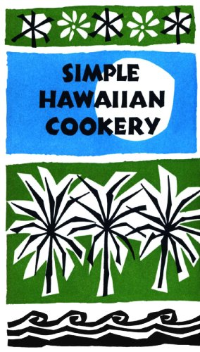 Simple Hawaiian Cookery (Peter Pauper Press Vintage Editions) by Edna Beilenson